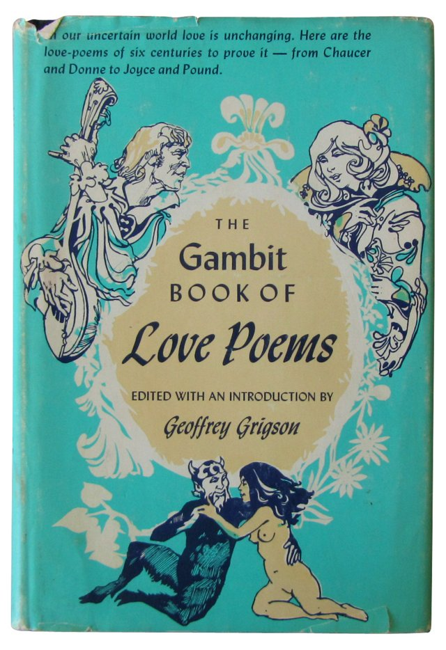 The Gambit Book of Love Poems