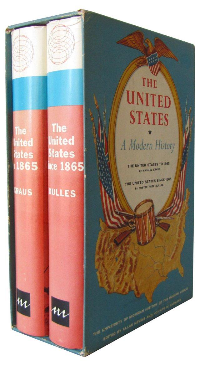 United States Modern History, Pair