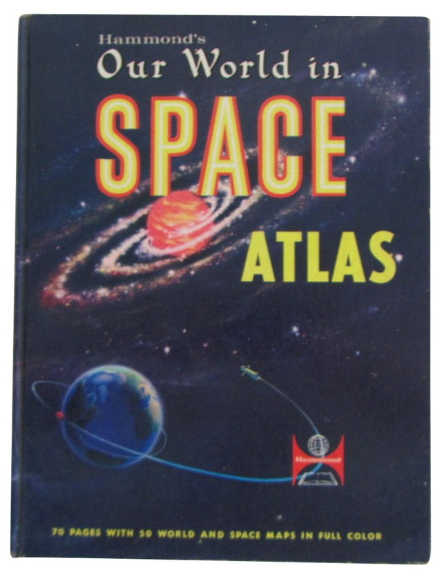 Our World in Space Atlas