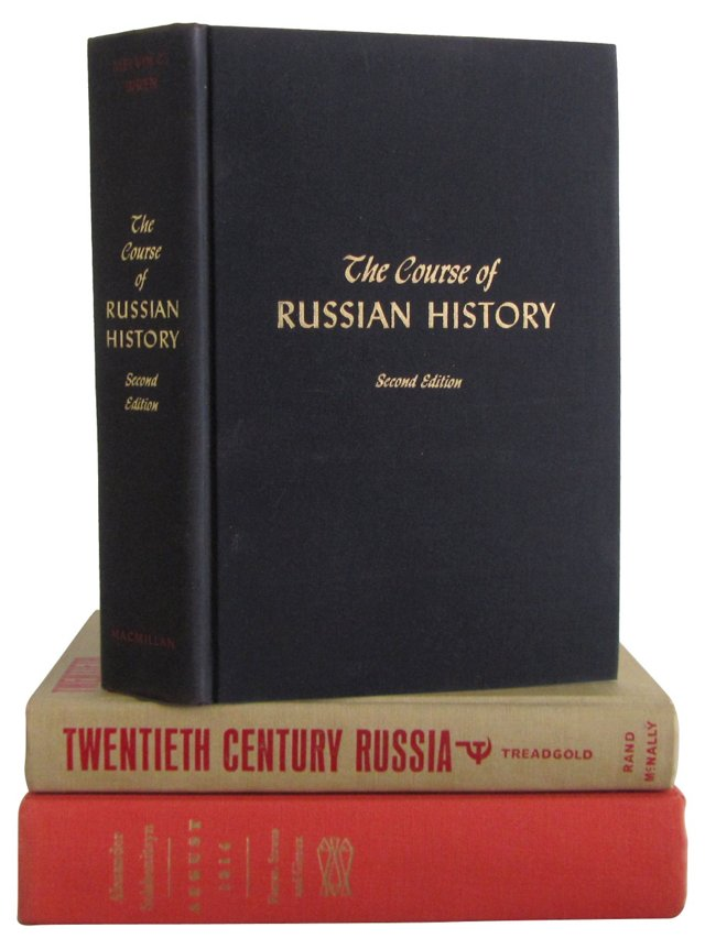 Russian Revolution Collection, S/3