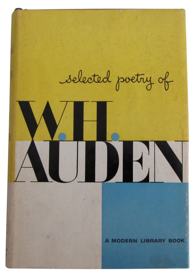 Selected Poetry by W.H. Auden