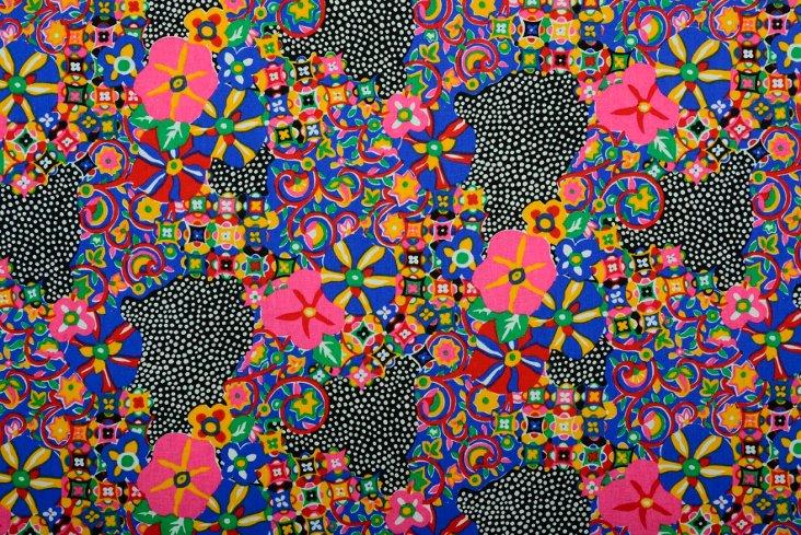 Mille Fiori Fabric