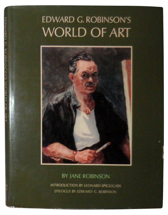 Edward G Robinson's World of Art