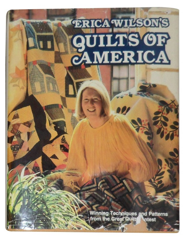 Erica Wilson's Quilts of America