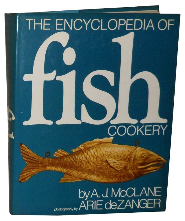 Encyclopedia of Fish Cookery