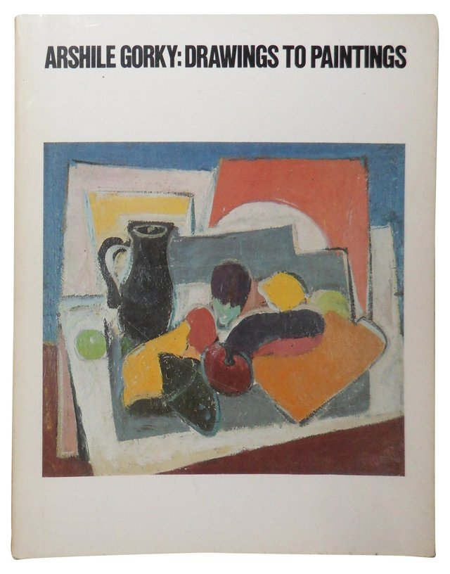 Arshile Gorky: Drawings to Paintings