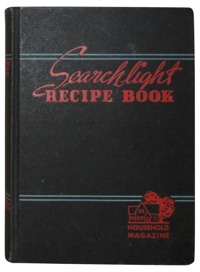 Search light Recipe Book