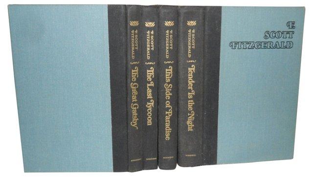 Fitzgerald Novels, S/4