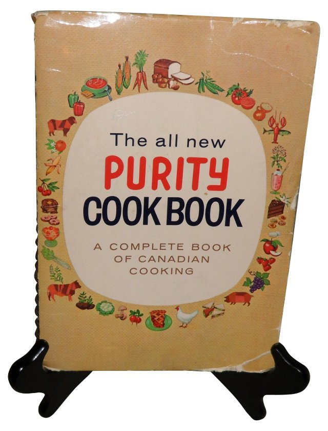 Purity Cookbook: Canadian Cooking