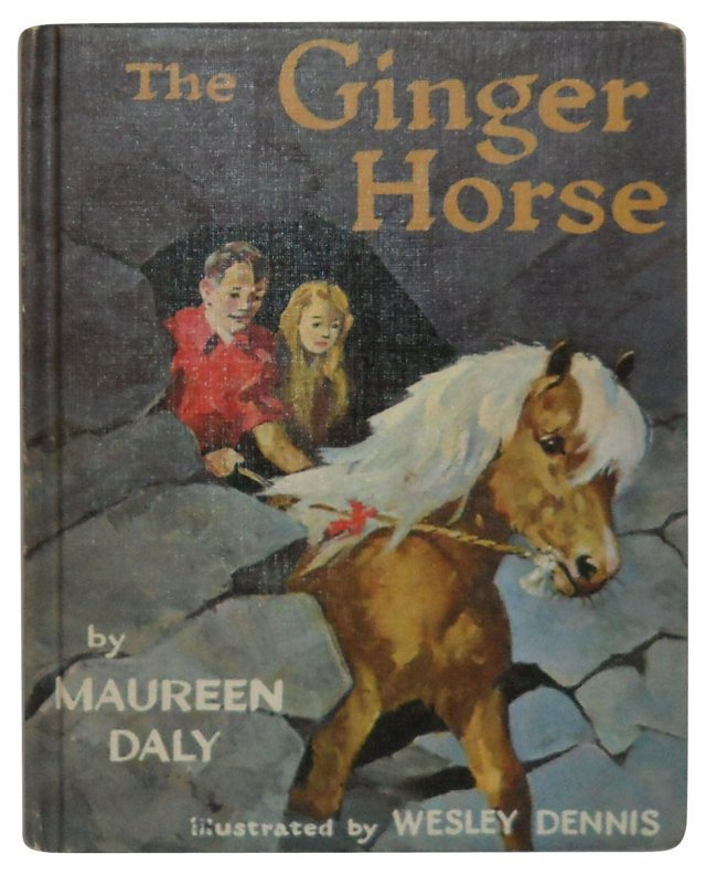 The Ginger Horse, 1964