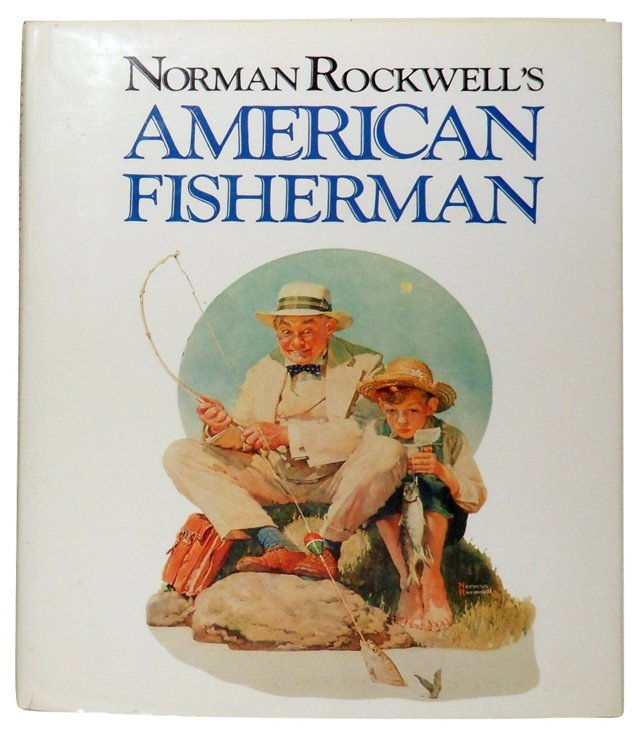 Norman Rockwell's American Fisherman
