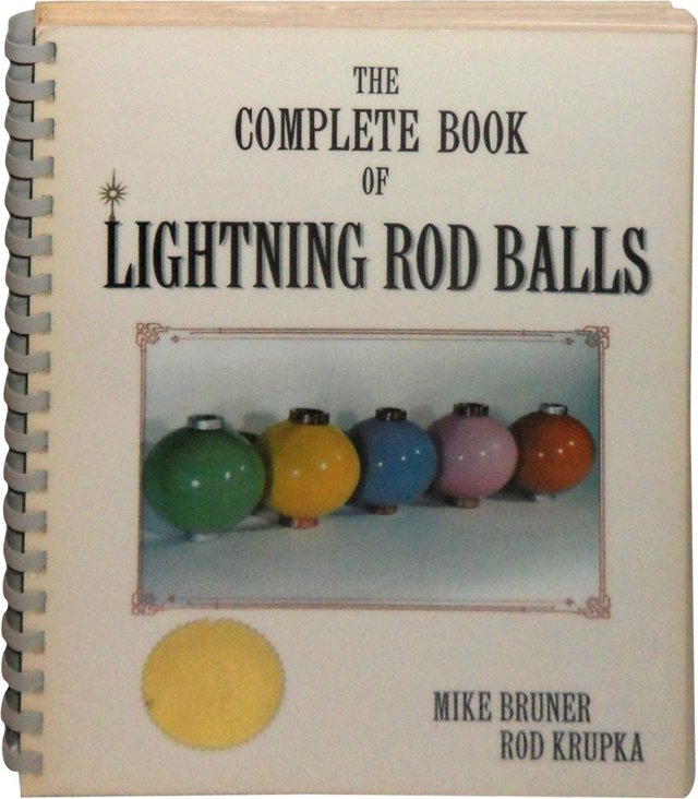 Complete Book of Lightning Rod Balls