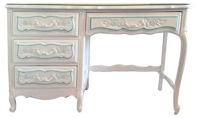 French-Style    Desk