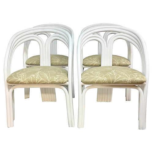 Ficks Reed Chairs, S/4