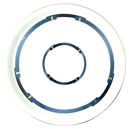 Christofle Paris Round Serving Platter