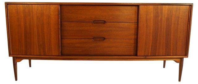Midcentury Sideboard by Brown & Saltman