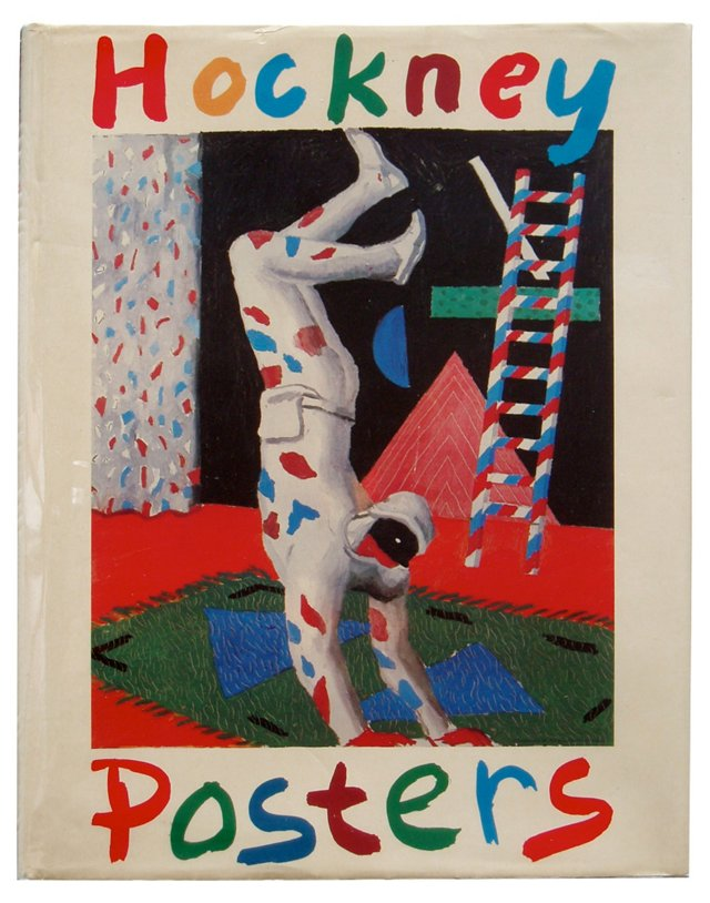 Hockney Posters, 1st US
