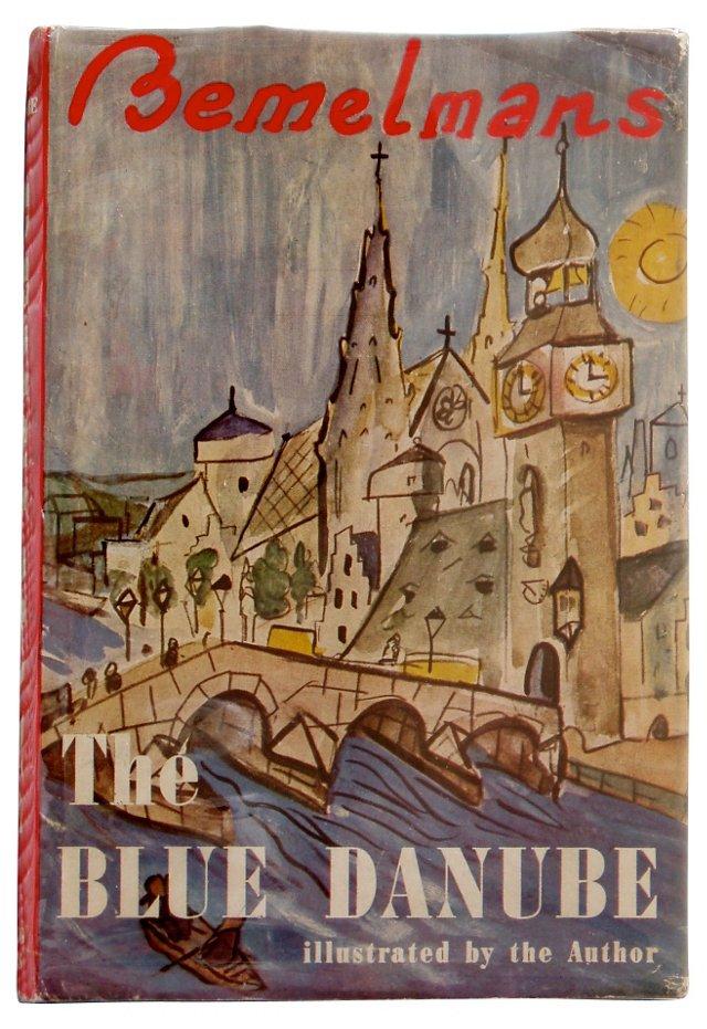 The Blue Danube, 1st US Ed