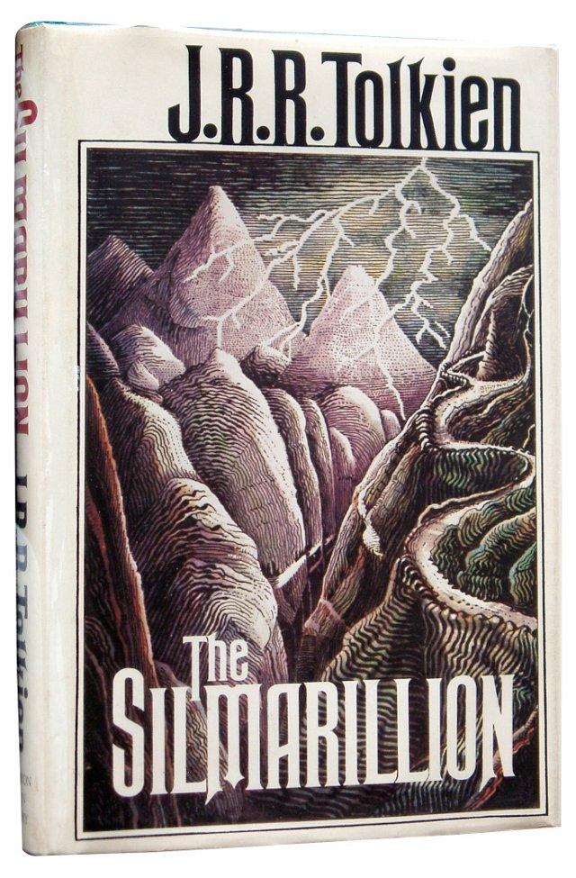 The Silmarillion, 1st US Ed