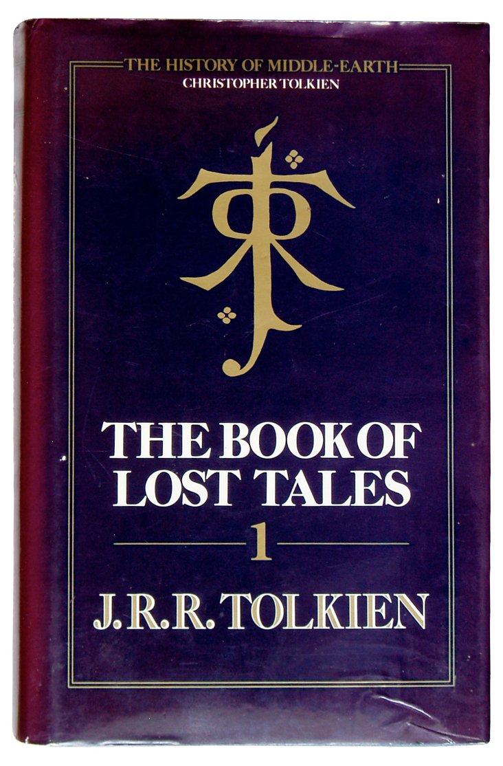 The Book of Lost Tales, Volume I
