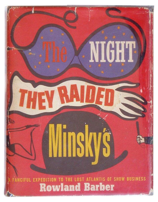 The Night They Raided Minsky's, 1st Ed