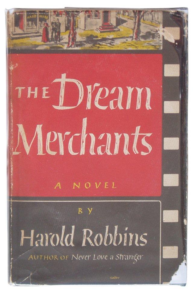The Dream Merchants, First Printing