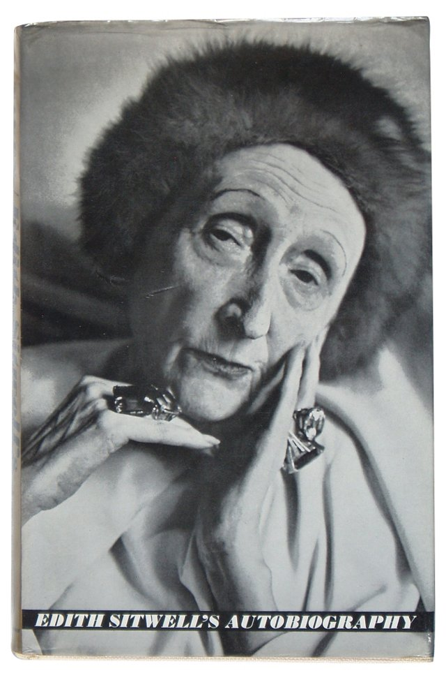 Edith Sitwell's Autobiography, 1st UK Ed