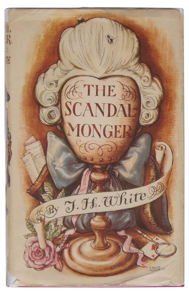 The Scandal   Monger