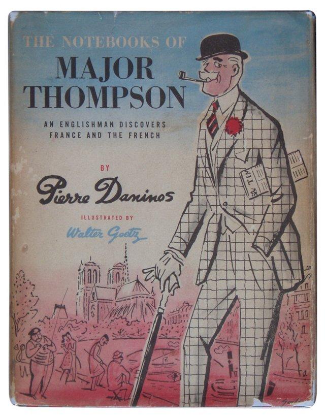 Notebooks of Major Thompson