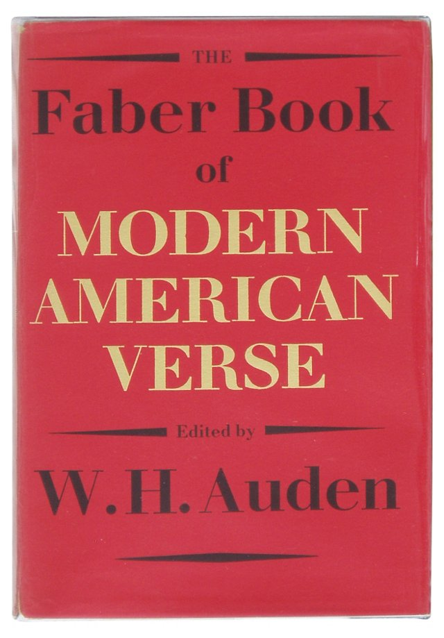 Modern American Verse to 1954