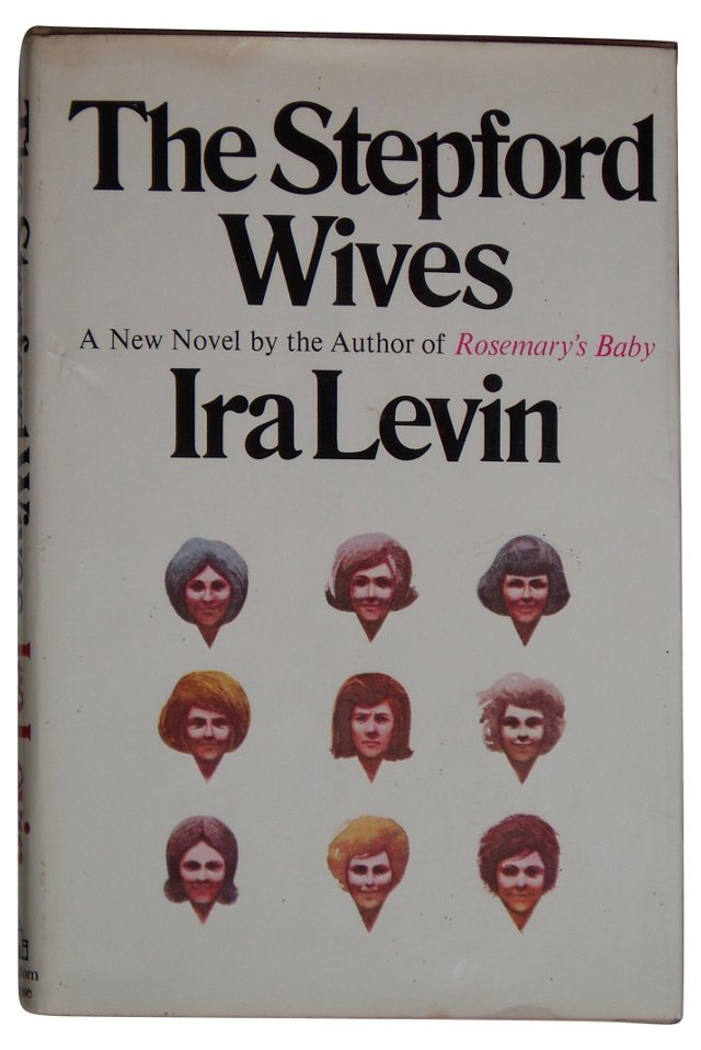 The Stepford Wives, First Printing
