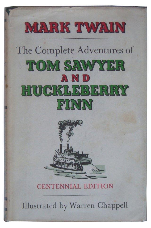 Complete Tom Sawyer & Huckleberry Finn