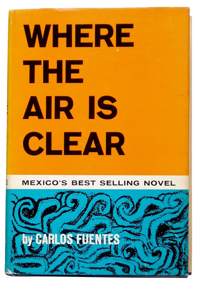 Where the Air is Clear, 1st Printing