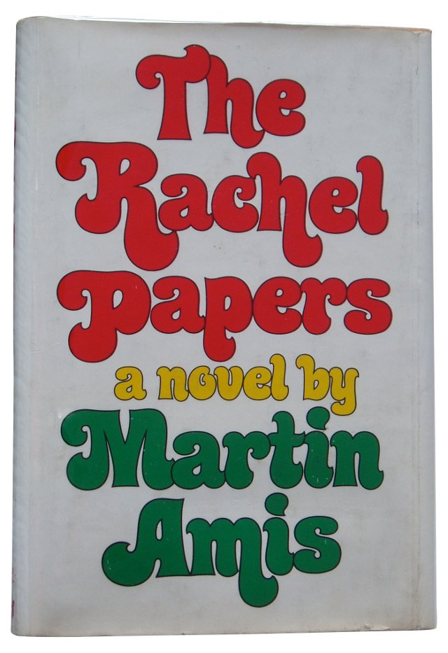 The Rachel Papers, First Printing