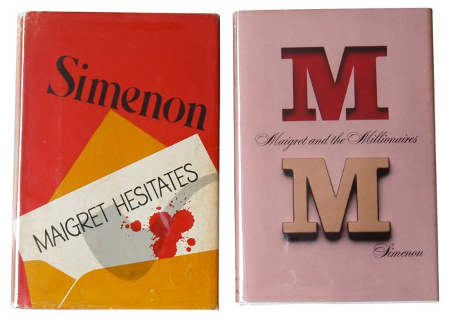 Maigret Mysteries, Pair of Firsts