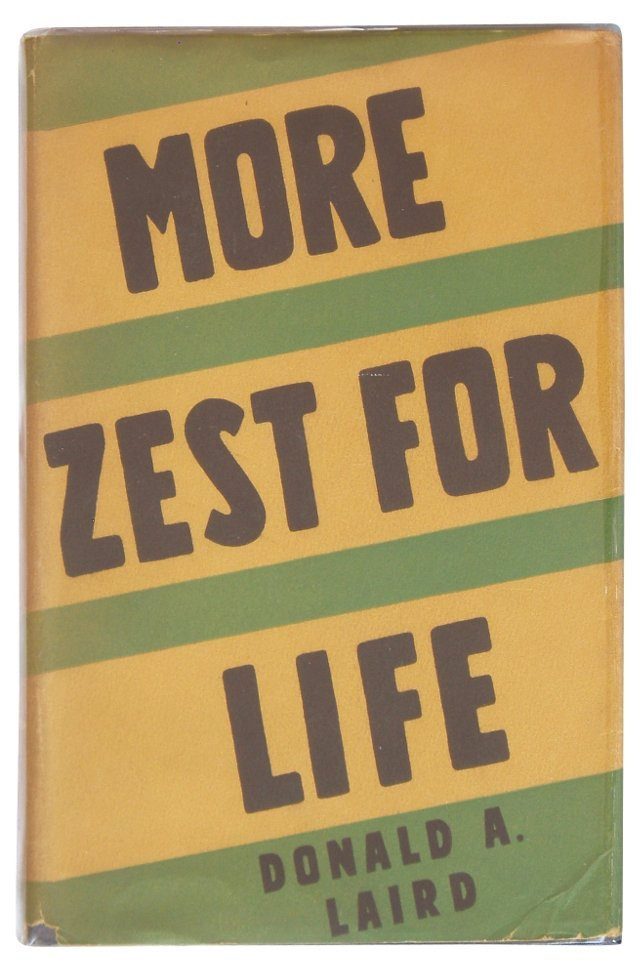 More Zest For Life