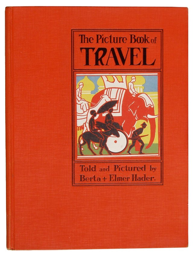 The Picture Book of Travel, 1928