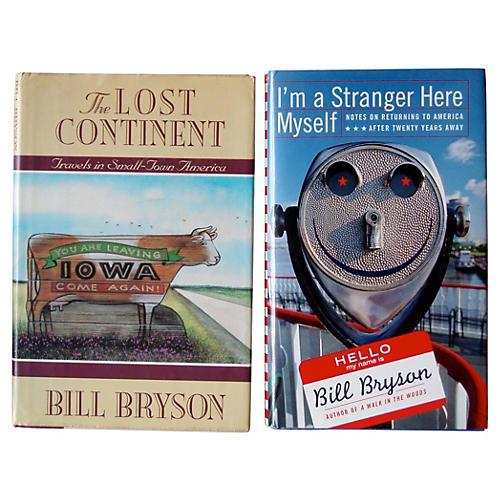 Bill Bryson's America, S/2