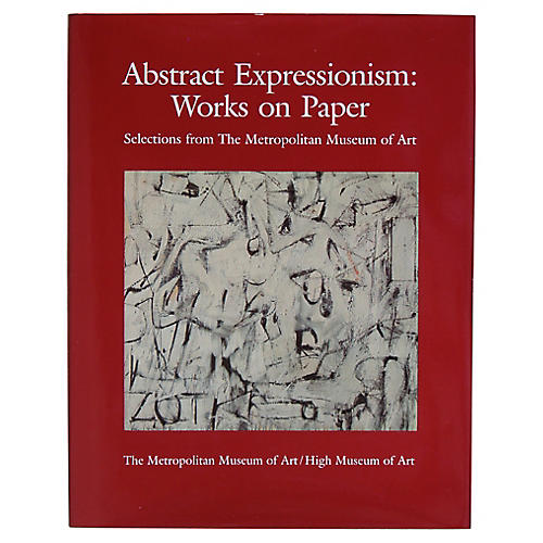 Abstract Expressionism: Works on Paper