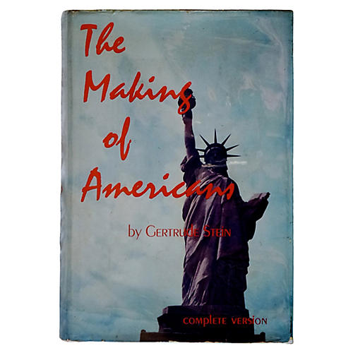 Gertrude Stein's The Making of Americans