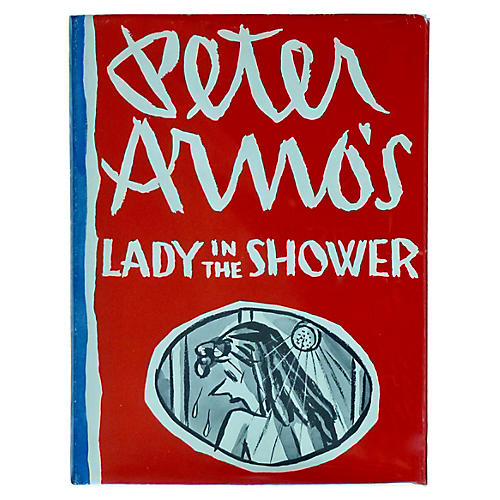 Peter Arno's Lady in The Shower, 1st