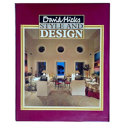 David Hicks: Style And Design