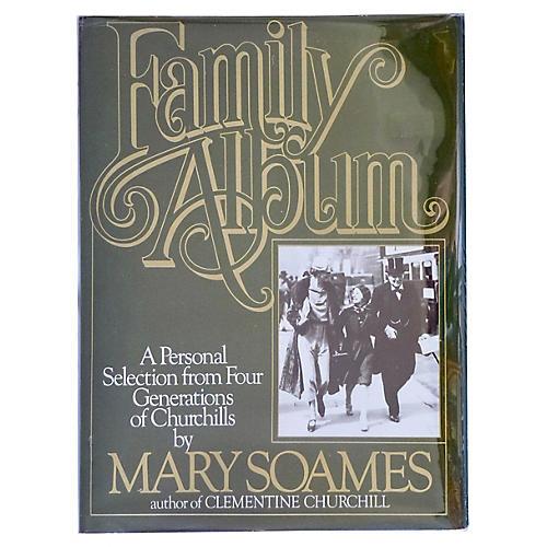 The Churchill Family Photograph Album