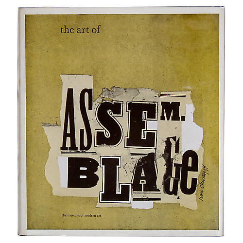 MoMA's The Art of Assemblage, 1961