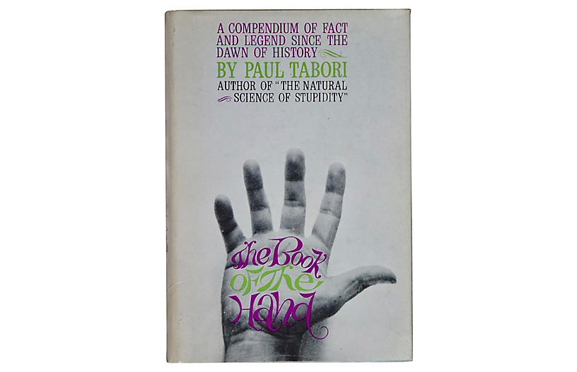 The Book of The Hand, 1962