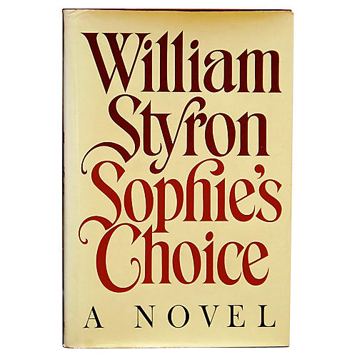 William Styron's Sophie's Choice, 1st