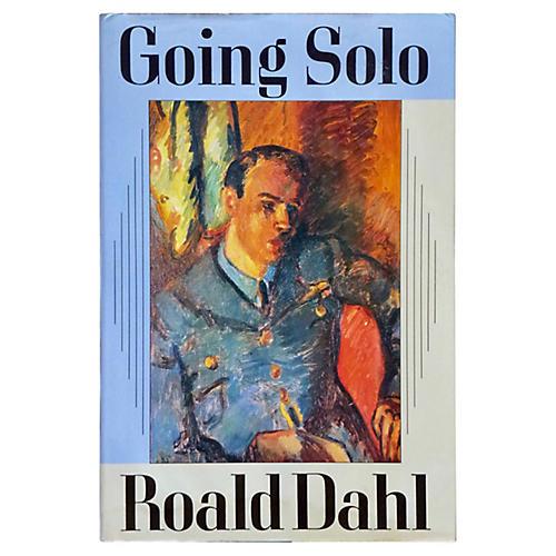 Roald Dahl's Autobiography: Going Solo