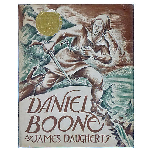 James Daugherty's Daniel Boone, 1953