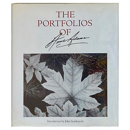 The Portfolios of Ansel Adams, 1st