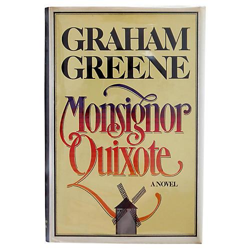Graham Greene's Monsignor Quixote, 1st